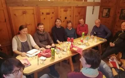 Treffen der Tiroler PfarrkuratorInnen