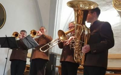 Weisenbläserandacht des Tiroler Volksmusikvereins