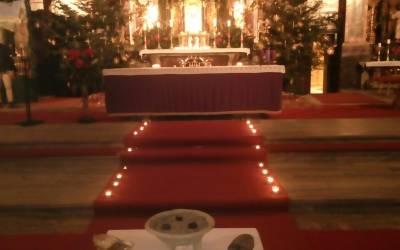 Versöhnungsgottesdienst in der Pfarrkirche Neustift
