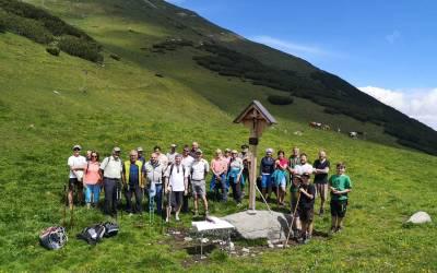 Bergsegen 2020 in Telfes