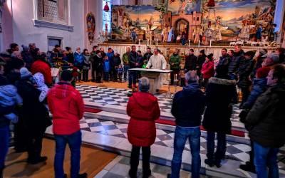 Fest der Heiligen Familie in Telfes