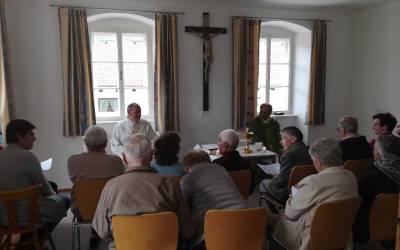 Messe mit Krankensalbung in Telfes