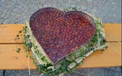 Herz-Jesu-Sonntag und Abschied von Pfarrer Josef Scheiring
