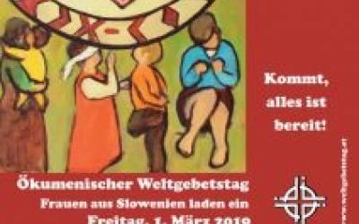Herzliche Einladung zum Weltgebetstag der Frauen