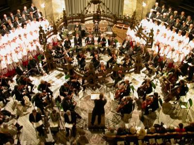 Lebenselixier (Kirchen-)musik