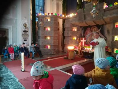 Auferstehungsfeier für Kinder in Fulpmes