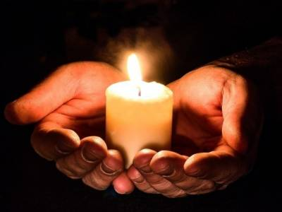Gebet in der Coronakrise