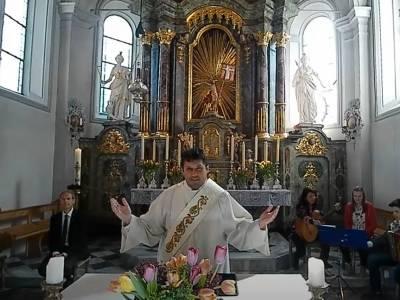 Livestream: Sonntagsgottesdienst aus dem Stubai am 26. April 2020