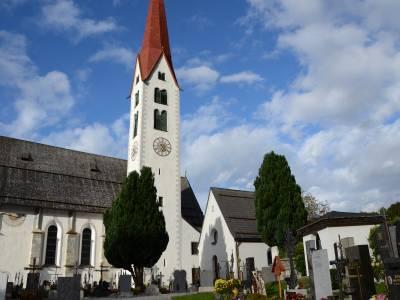 Livestream: Gottesdienst aus Mieders am 7. Sonntag der Osterzeit