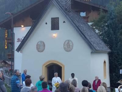 Patrozinium in unsere Kapelle in Milders am 13.09.2019