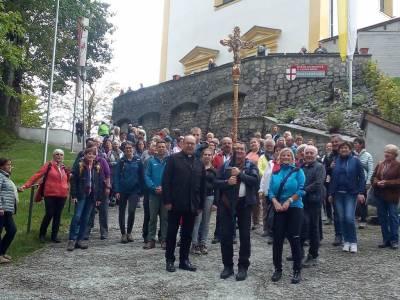 Tourismuswallfahrt mit Bischof Hermann