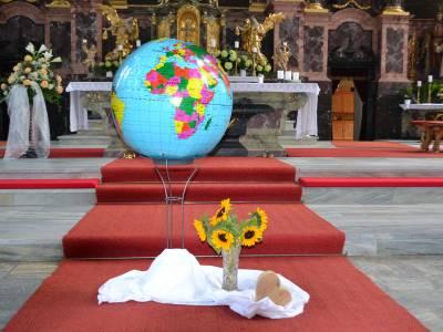 Familienwortgottesdienst zum Weltmissionssonntag in Neustift