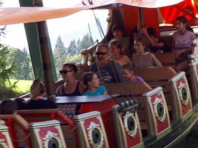 Ein herrlicher Ausflug der Minis aus Neustift ins Familienland Pillersee