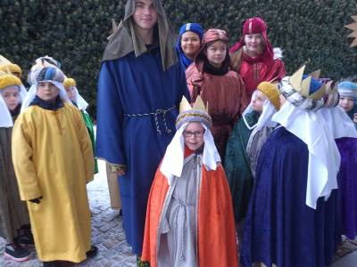 HL. Messe mit Sternsinger in Neustift