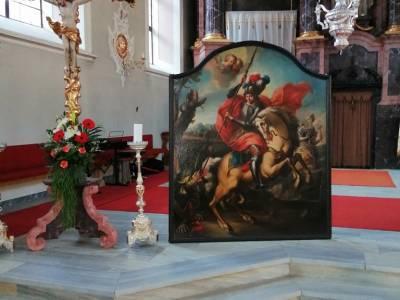 Kirchenpatrozinium in Neustift