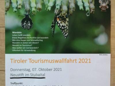 Die Tiroler Tourismuswallfahrt erstmals in Neustift!