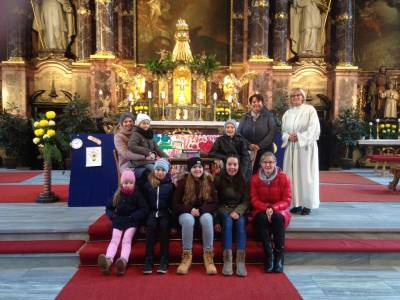 Familienwortgottesdienst in Neustift