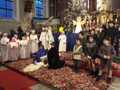 Kinderweihnachtsandacht in Neustift