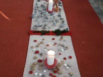 2. Adventsonntag in Neustift – Kinderelement