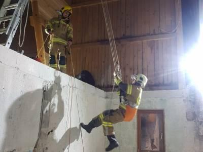 Regelmäßig, verlässlich, 24 Stunden, 365 Tage - unsere Feuerwehr