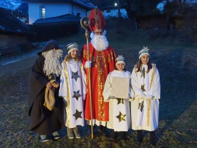 ...bald ist Nikolausabend da!
