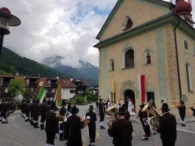 Herz-Jesu-Fest 2021 in Medraz