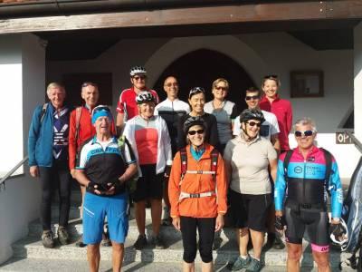 Radwallfahrt des SR Stubai 2020 nach Hatting